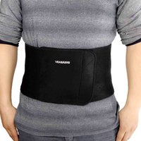 Wholesale Elastic Nylon Neoprene Belt Ajustable Waist Support Brace Fitness Gym Lumbar Back Waist Supporter Protection