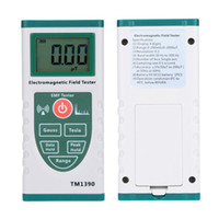 Wholesale Professional Digital Gauss Electromagnetic Field Radiation Detecting Tester Meter Tools