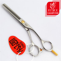 Wholesale New design Professional inch Japan c hair cutting thinning scissors thinning rate beauty salon styling tools