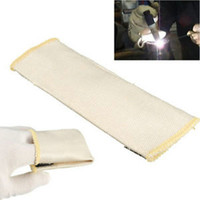 Wholesale Finger Heat Shield Guard for TIG COMBO Welding Gloves Heat Protection High Temperature Insulation