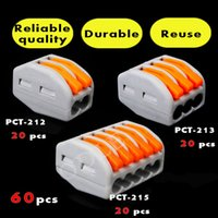 Wholesale and type pct P P P universal compact wire connector wire terminal block