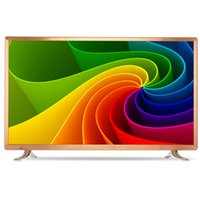 Wholesale 40 Inch Full HD LED TV Clear Vision Ultra thin Unique Design Novel W P D Digital Dressing Filter Digital TV With Keyboard And Mouse