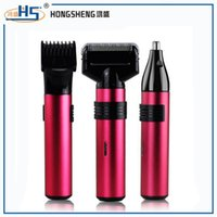 Wholesale new perfect design shaver set in electric men shaver made in china