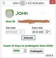 agriculture software - John Deere Serivce Advisor AG Agriculture Equipment History DVD new Activator unexpired