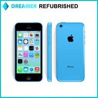 apple cpu - Refurbished Original Apple iPhone C iOS8 G FDD LTE inch Retina Screen Dual Core A6 CPU MP Camera Nano Sim Card