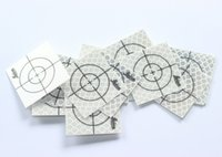 Wholesale 100pcs x mm Reflective tape target sheet for Total Station