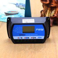batteries pv systems - 20A V V Solar Cell Panel Battery Charge Controller Regulator for LED Street Lighting or PV Home System
