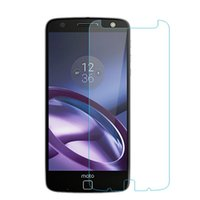 arc professional - Professional Tempered Glass Screen Protector for Moto E3 Z Z Force Ultra Clear HD Clarity H Hardness D Arc Anti Bubble Film