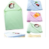 Wholesale Baby blanket kids clothes Gremlins multifunctional baby go out to hold the baby blankets boys girls Hooded shawls