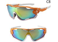 Wholesale 2016 New Designer Fashion glasses Jawbreaker Sun glasses For Men Women Eyes Protec Sports Cycling Bicycle Running Mens SunGlasses goggles
