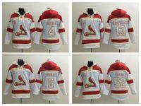 baseballs red jacket - St Louis Cardinals Yadier Molina Stan Musial joe grzenda Michael Wacha Men Baseball Hoodie Hooded Sweatshirt Jackets M XL