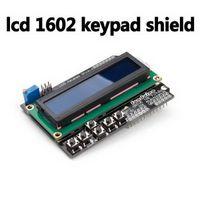 Wholesale For Arduino Expansion Board UNO R3 MEGA2560 MEGA1280 Keypad Shield LCD B00293 OSTH