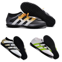 band nail - ACE series euro professional outdoor sports boy nailed football shoes TF man grass grass football shoes