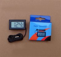 Wholesale Digital Thermometer for Freezer Temperature degree Refrigerator Fridge Embedded electronic digital thermometer b019