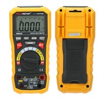automotive data loggers - PEAKMETER Auto Range digital multimeter Auto Power off electrician diagnostic tool tester with Temperature Test and Data Logger