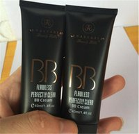 Wholesale 120pcs Anastasia BB Cream Nude Face Makeup Concealer White isolation Foundation Liquid flawless perfectly clerr BB cream e ml xh