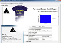 asphalt pavement - Asphalt Pavement Thickness Design Software SW1 v1