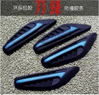 Wholesale YP car Environmental collision article door anti collision silicone collision avoidance car accessories