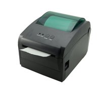 Wholesale 4 quot Wide Thermal Barcode Printer GP D with Serial port and USB port For Shipping Mark Printing