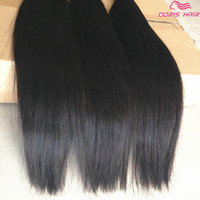 best grade mink - TOP Grade A Best Brazilian human Hair Weave Bundles Unprocessed silky straight Mink Human Hair extension Fast delivery DH