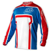 atv cycle - 2016 New style summer Bicycle Cycling Jerseys breathable motocross Jersey quick dry Downhill MX ATV MTB Jersey