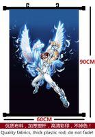 athena picture - Anime Saint Seiya Seiya Shiryu Hyoga Shun Ikki Athena Beautiful hanging picture fabric painting mural
