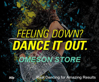 Wholesale Newest Dancing Workout THE END OF EXERCIZE Day Dance Down workout fitness BONUS Included DHL