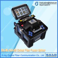 Wholesale Eloik ALK Fiber Optic Splicing Machine Fusion Splicer Fusionadora de Fibra Optical alk88 fiber optic fusion machine