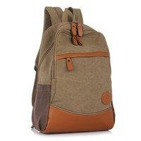 apple computer backpacks - Computer Shoulder Bag Shockproof Laptop Backpack Canvas Leisure Men Women Laptop Notebook Backpack inch