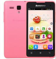 Lenovo A396 original del teléfono celular 4.0