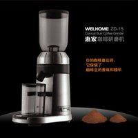 Wholesale The electric grinder grinding type automatic machine for coffee beans