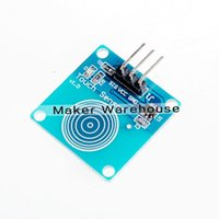 analog pressure switch - Digital Sensor TTP223B Module Capacitive Touch Switch for Arduino Blue