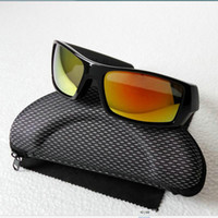 Wholesale 2016 Brand New men Fashion Sunglasses Sports Spectacles glasses Cycling Sports Outdoor Sun Glasses colors with cases