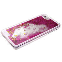 Wholesale For ZTE Zmax Pro Z981 Avid Trio Z831 MetroPCS Alcatel Stellar Tru Fierce HTC Desire Bling Transparent TPU Water Glitter Case