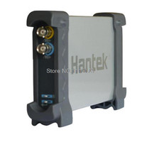 Wholesale Hantek BE PC USB virtual oscilloscope Channels MHz MSa s