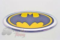 batman boots - Car Decoration Batman Aluminum Boot Trunk Car Emblem Sticker Auto Badge Sticker for All Car
