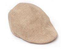beret comfortable cotton - Autumn New Comfortable breathable Unisex Visors Golf Driving Beret Casual Men Women Hat Caps