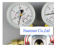 Wholesale Instrument Regulator Series argon oxygen nitrogen hydrogen propane pressure limiting valve