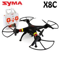 axis rotation - Syma X8C G ch Axis Drone with Camera MP RC Quadcopter RTF RC Helicopter Headless Mode Rotation