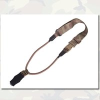 Wholesale Hunting Airsoft Combat Gear L Q E One Point Slings Series AT MC ACU