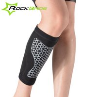 Wholesale ROCKBROS Sport Legging Cycling Bike Bicycle Outdoor Sports Running Sunscreen Leg Warmers Covers Breathable Carp Equipment K6124