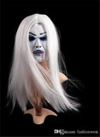 zombie - Halloween Decorations Halloween Mask Party Supplies Party Decoration New Latex Michael Myers Mask Knife Halloween Horror Zombie Movie Fancy