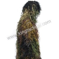 Wholesale Tactical Outdoor Ghillie Suit Military D Camouflage Durable Hunting Jungle Clothing