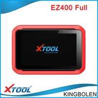 auto diagnosis tester - Original XTOOL EZ400 Diagnosis System year free updated Wifi Bluetooth Suport Same Function as PS90 auto diagnostic tool DHL free