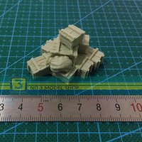 ammunition box - Models Building Toy Model Building Kits Toy Resin Soldier Ammunition Boxes And Bag A Resin Model