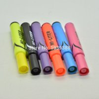 Wholesale 1pc Hi lighter Secret Metal Smoking Pipe colors hiliter mark pen with Really write