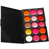 best lady cosmetics - Women cosmetic Makeup lipsticks for color best selling Makeup C ladies grils lipstick palette set