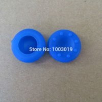 Wholesale Silicone Analog Controller Thumb Grip Thumbstick Caps Cover for PS4 XBOX ONE Joystick Original Games Accessories