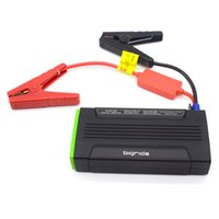 Wholesale Bigrids Multifunctional Portable Car Jump Starter mAh Applied to V Vehicle Engine Start in an Emergency Emergency Lighting Function