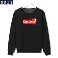 animal laws - boys men hoodies sweatshirts japanese cartoon pirates letter one piece ase law warm winter plus size XL skateboard teenage